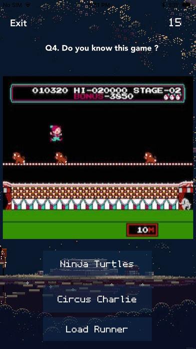 80s Arcade : Best Retro Trivia