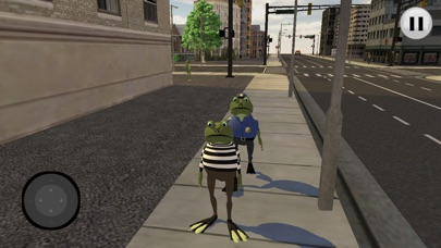 Amazing Frog Simulator City