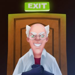 Hello crazy : neighbor doctor – Unity Game Source Code for sale