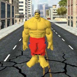 Amazing super monster