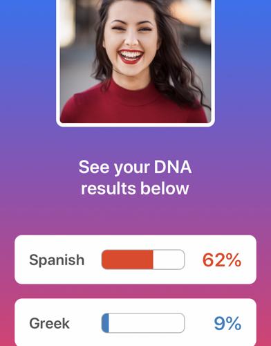 My Ancestry – Who Look Alike