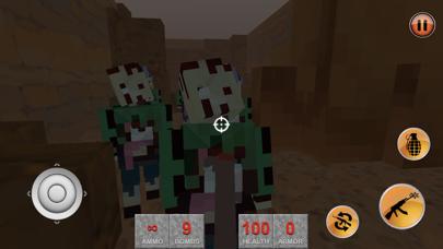 Pixel Zombies Planet